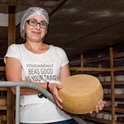 Tour to Bessarabia, Ukraine. Cheese! August 2019.