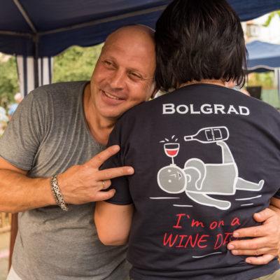 Tour to Bessarabia, Ukraine. Wine tour. August 2019.